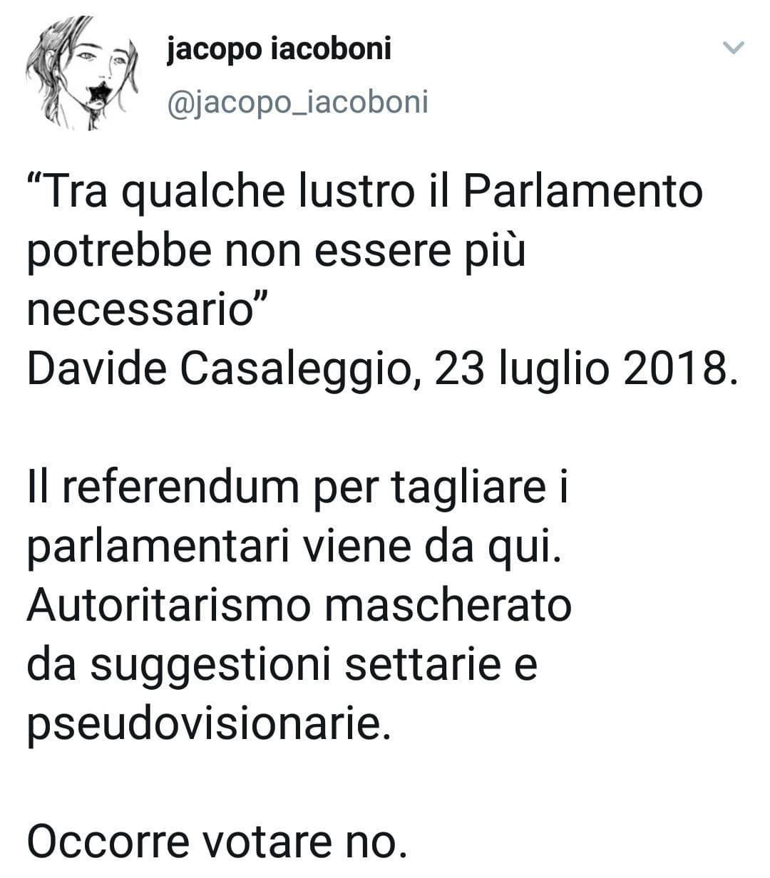 parlamentocasaleggio